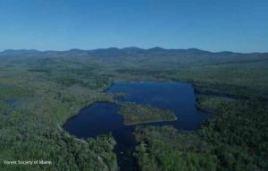FSM Leads Project to Conserve 4,358 Acres Near Katahdin Iron Works