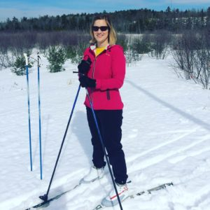Forestland Conservation Specialist, Kristin Peet